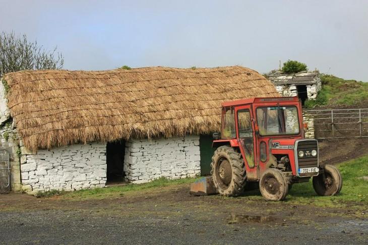Kawałek starej Irlandii