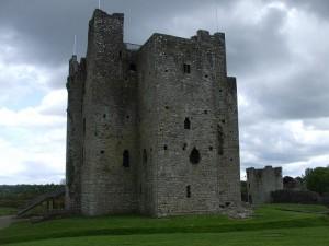Trim Castle w pełnej krasie