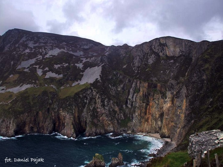 Slieve League Klify Donegal