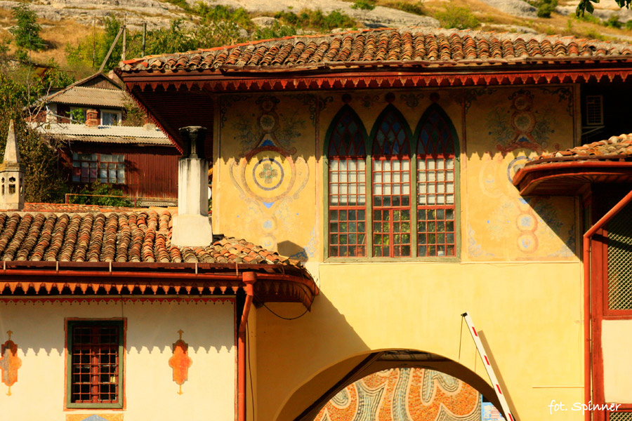 Budynki pałacowe