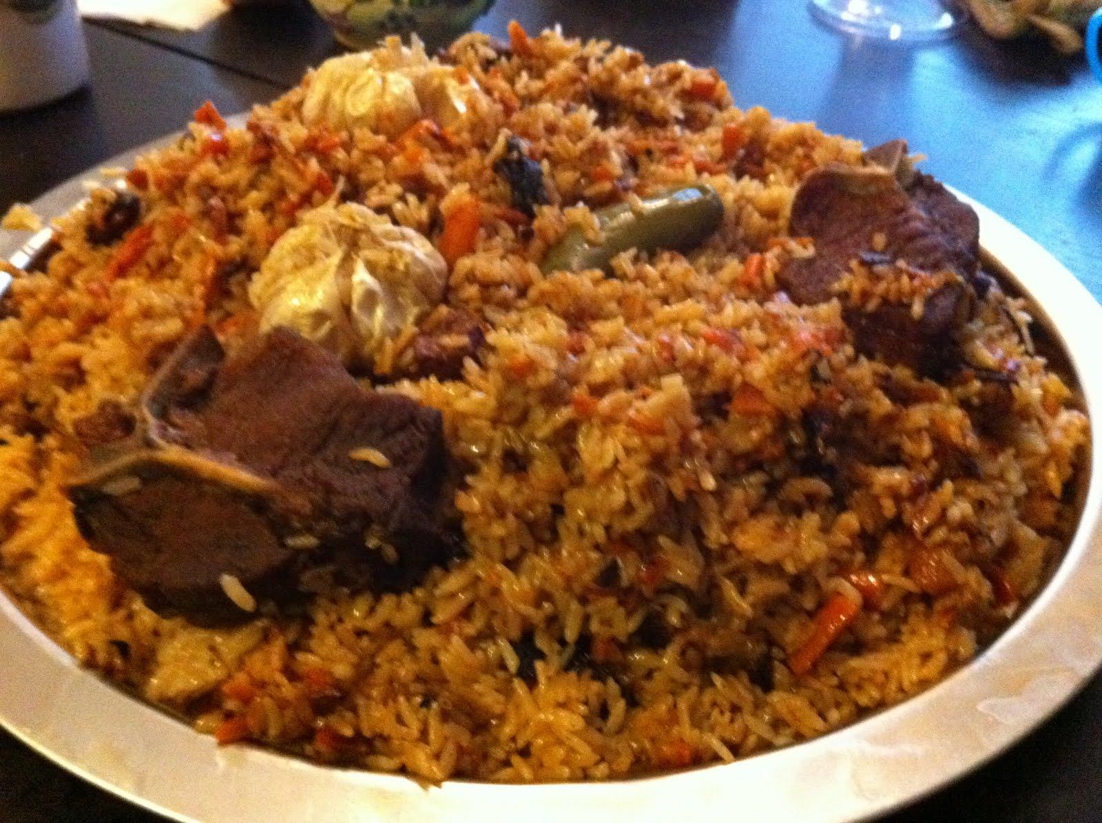 Tego typu potrawką delektowaliśmy się w Nowym Świecie / fot. russianbbq.blogspot.com