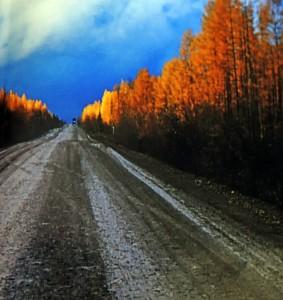 Syberyjska Autostrada / fot. Romuald Koperski