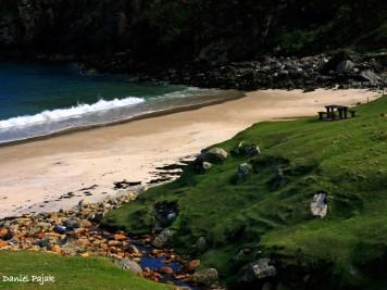 Keem Bay Wyspa Achill