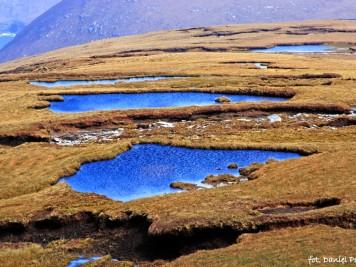 Lakes Achill Island