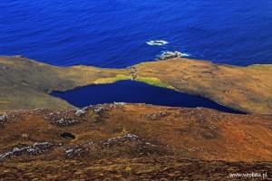Nakeeroge Lake - najniżej położone jezioro w Irlandii (16m n.p.m.)