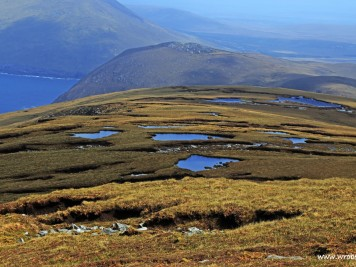 Wyspa Achill Croaghaun
