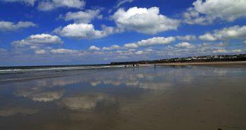 Fragment Enniscrone Beach