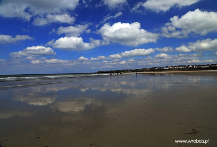Fragment Enniscrone Beach