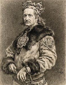 Władysław II Jagiełło - Litewski Niedźwiedź, który sprał Krzyżaków