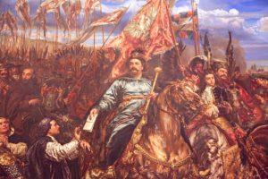 Jan III Sobieski - wódz, który obronił Europę.