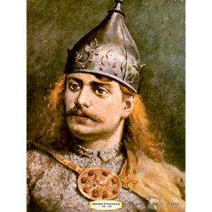 Bolesław III Krzywousty - zawzięty władca, który nie dał sobie w kaszę dmuchać.