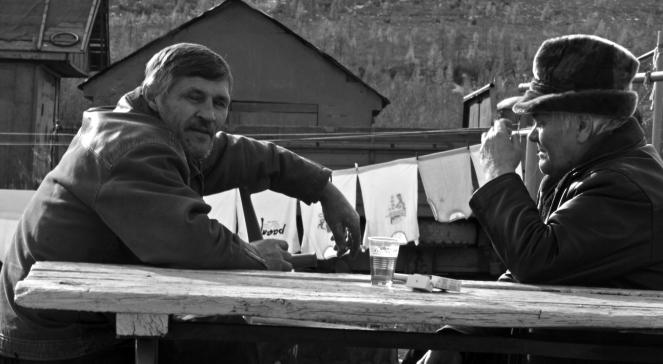 Wódko, moja żono... / fot. Jacek Hugo-Bader